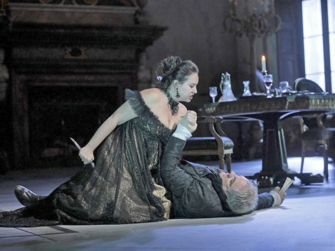 Submitted Photo Live at the Met continues its 2017-18 season at the 1891 Fredonia Opera House on Saturday, Jan. 27, at 1 p.m., with a new production of Giacomo Puccini's Tosca.