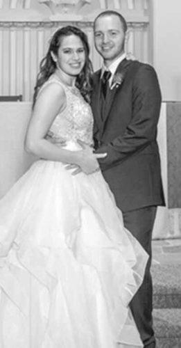 Conti-Mazza wed 2