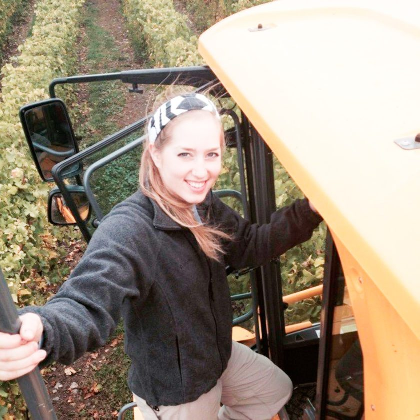 Submitted Photo  The Lake Erie Regional Grape Program welcomes their new Viticulture Extension Specialist, Jackie Dresser, to their extension team.