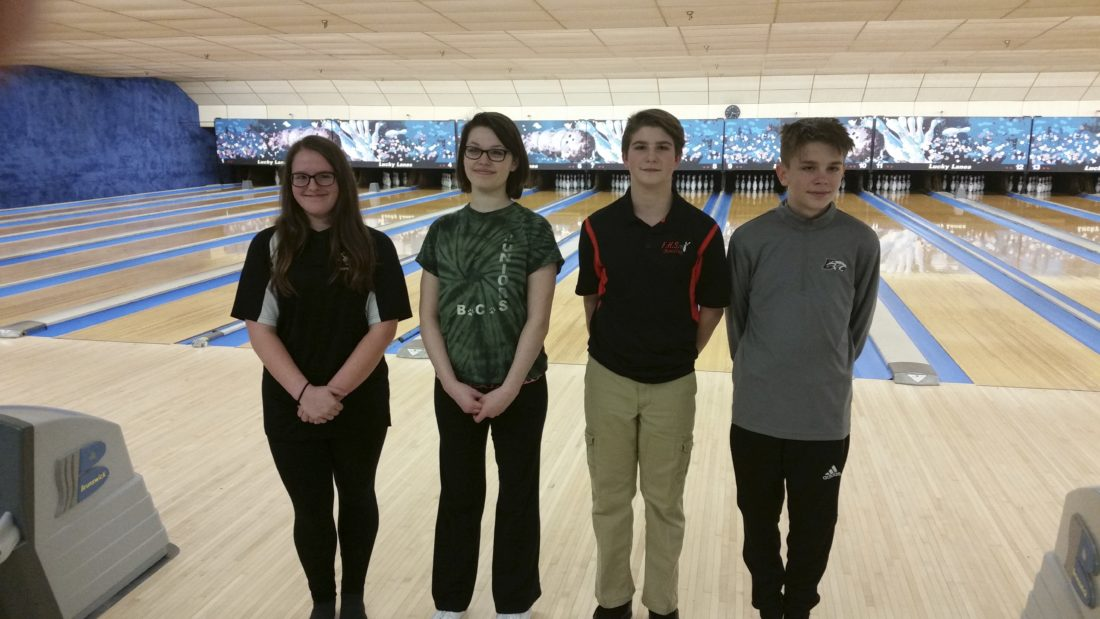 HS Bowling Challenge