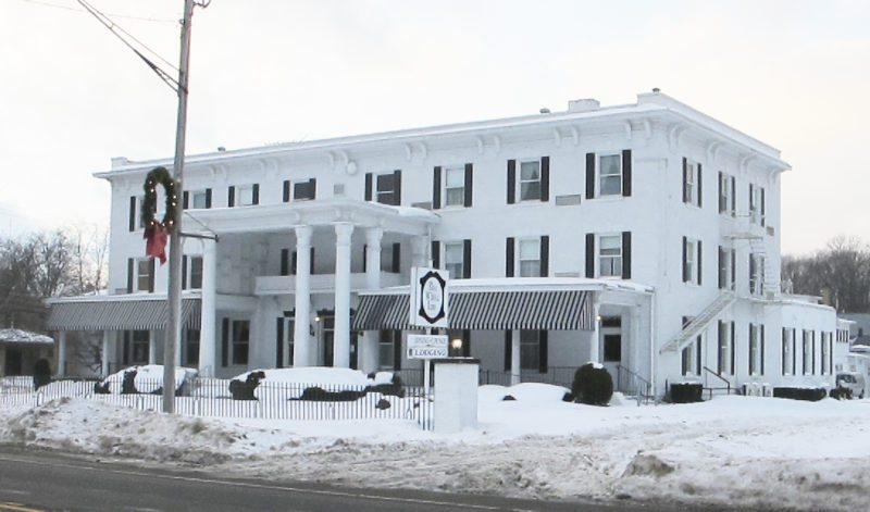 OBSERVERFile Photo Former owner of TheWhite Inn, Robert Contiguglia, has expressed interest in repurchasing the property.