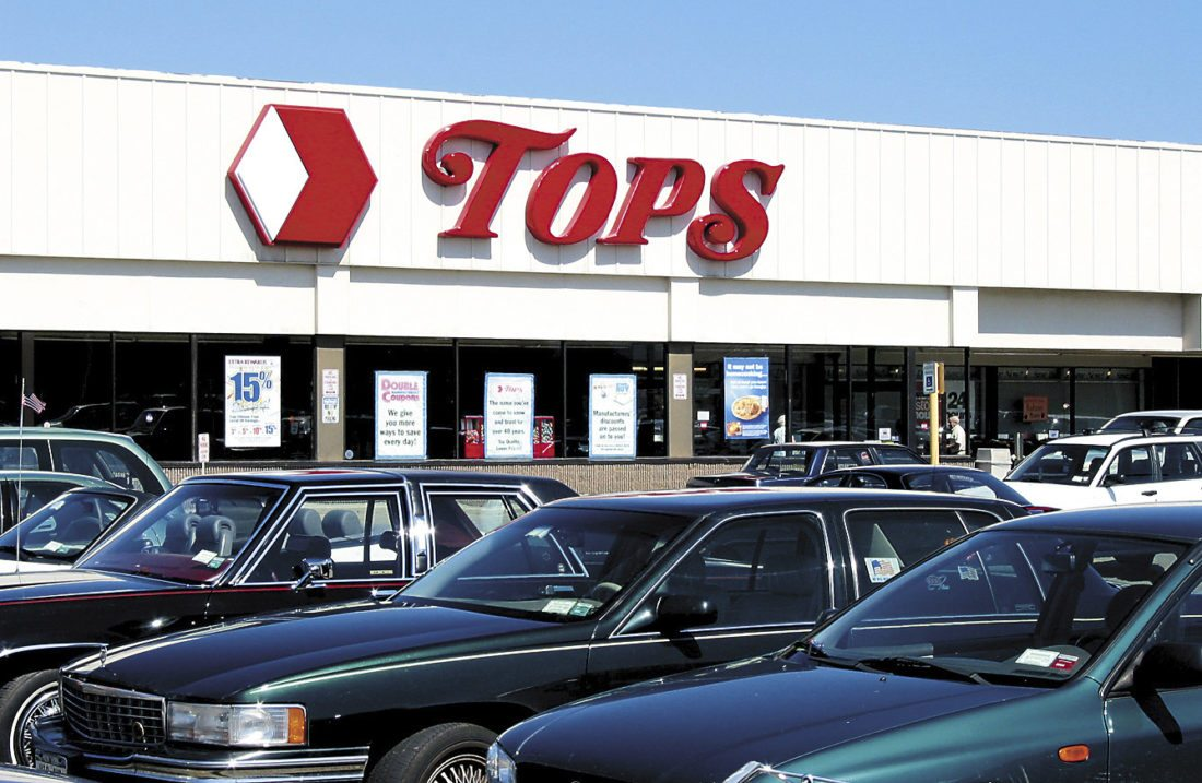 Tops files for bankruptcy, says stores will stay open