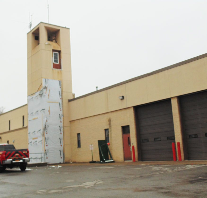 Agreement With Firm Approved For Fire Hall Repair News Sports