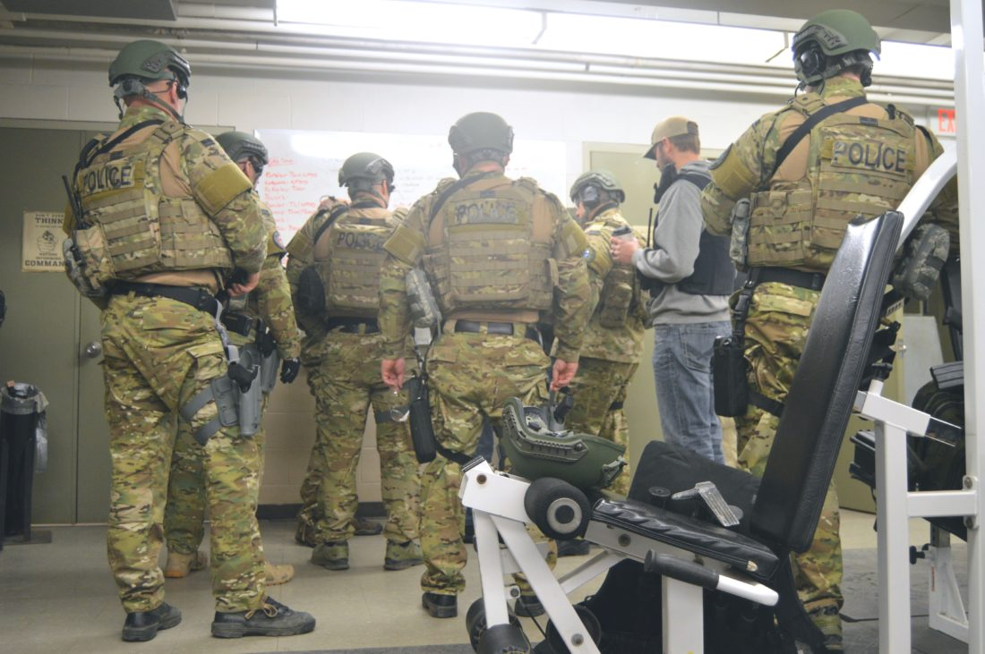 Swat Team Raids Two Jamestown Households News Sports Jobs