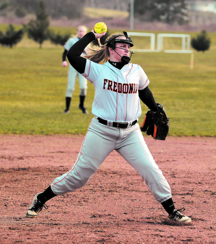 Midland and Morningside split Softball Doubleheader
