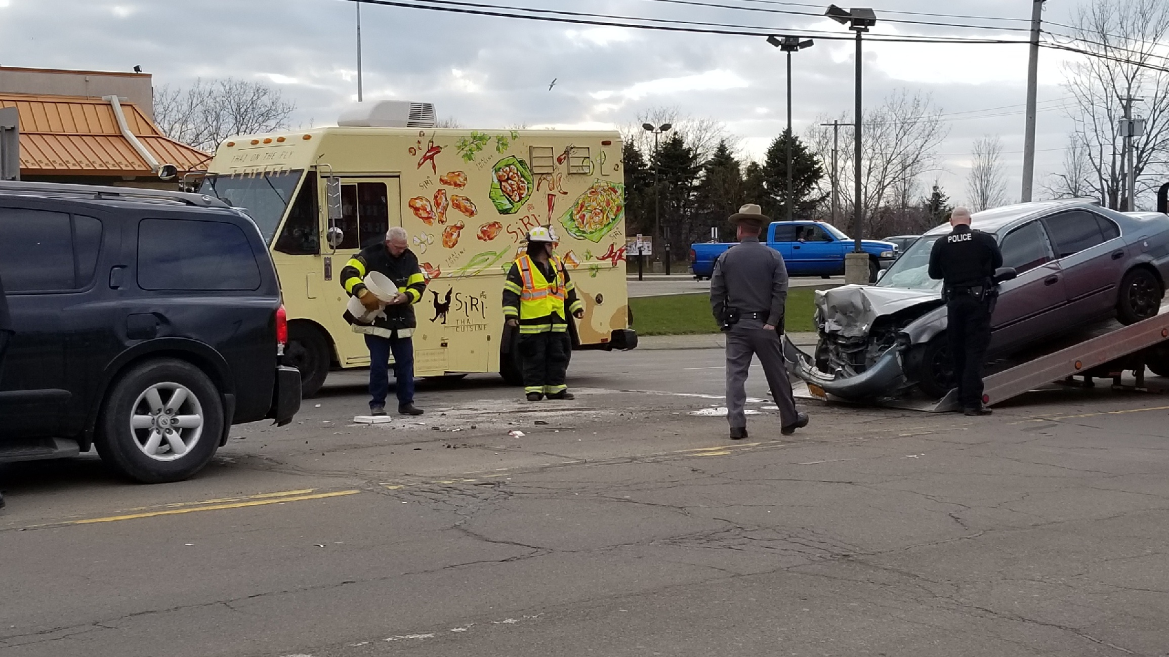 Car Accident Stockton Today