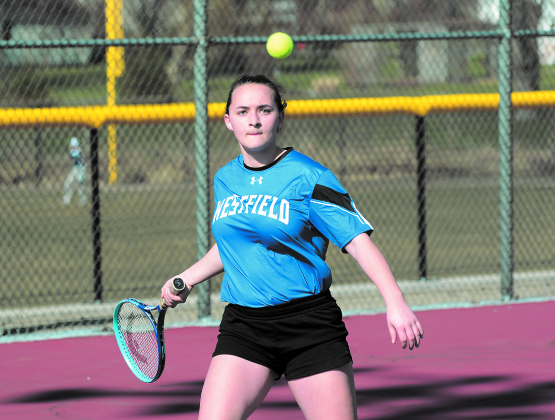 Westfield Tennis Squad Tops Dhs News Sports Jobs Observer Today