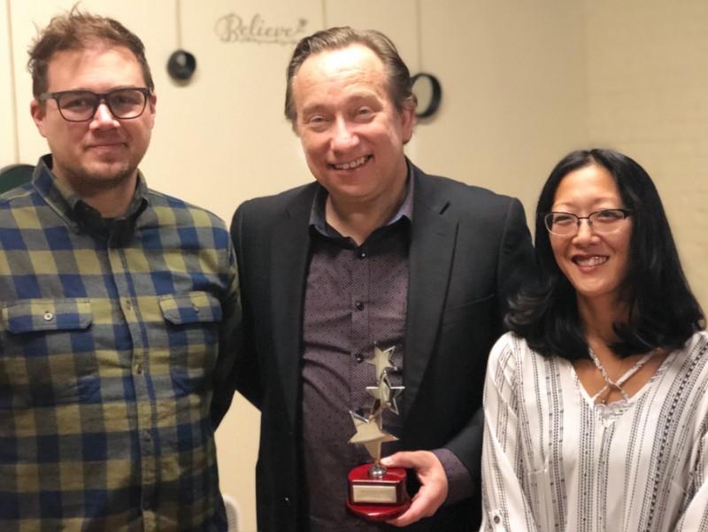 Mental Health Association Receives Sophi Award News Sports Jobs