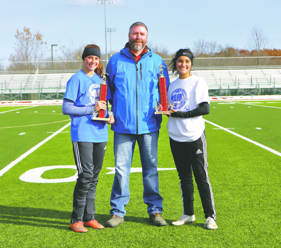 fredonia soccer all stars claim mvp awards news sports jobs
