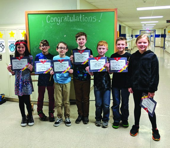 Westfield High: Westfield High School Names Their Students Of The Month
