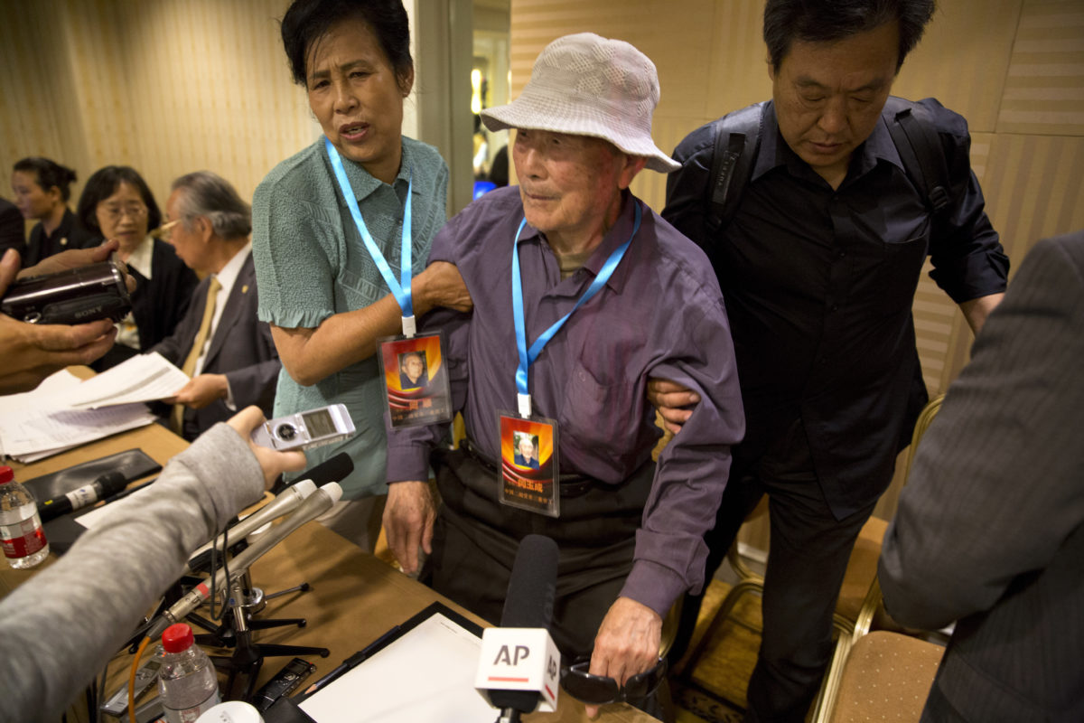Mitsubishi Materials, Chinese WWII slave workers reach deal