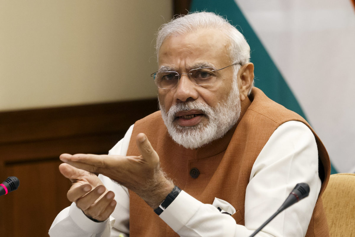 India's Modi: cooperation with Swiss on tax-evasion fight