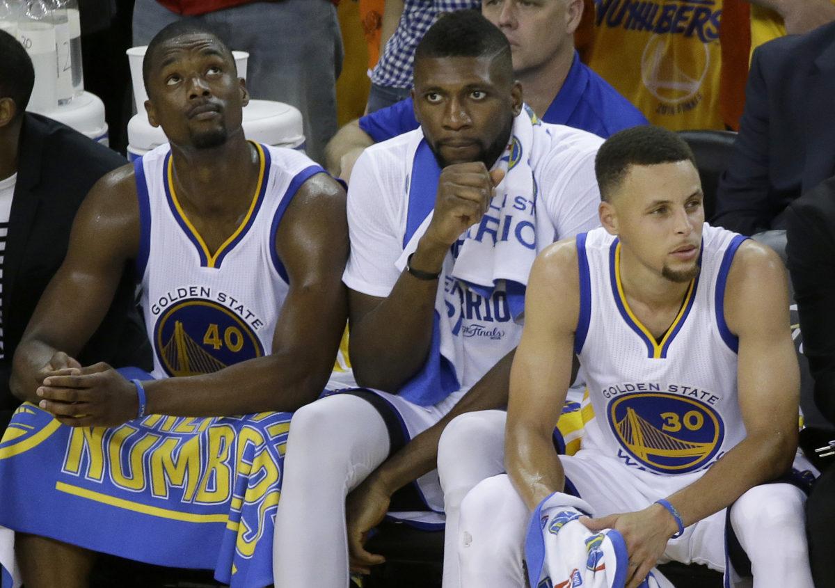 Warriors still confident of winning second straight title