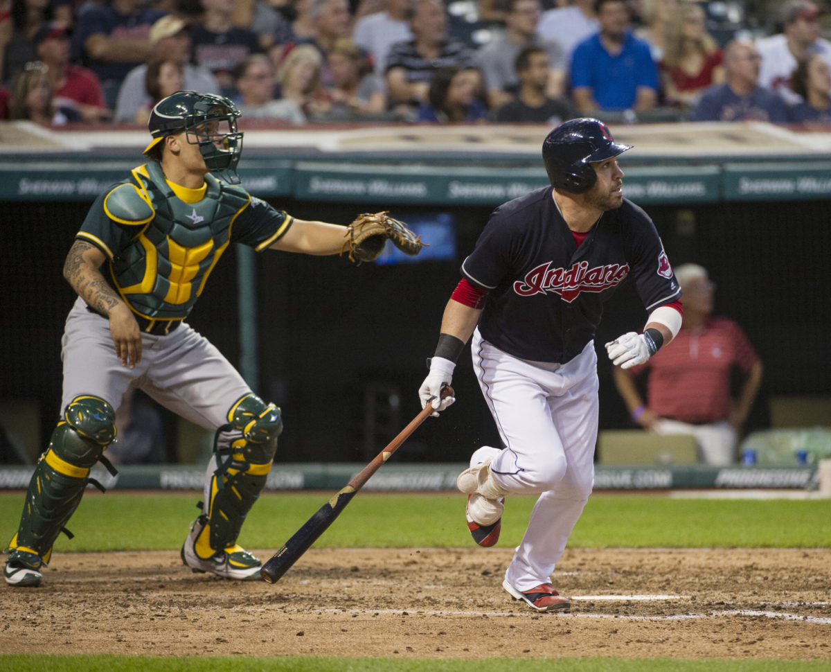 Kipnis hits 1 of Indians' 4 HRs in 6-3 win over At