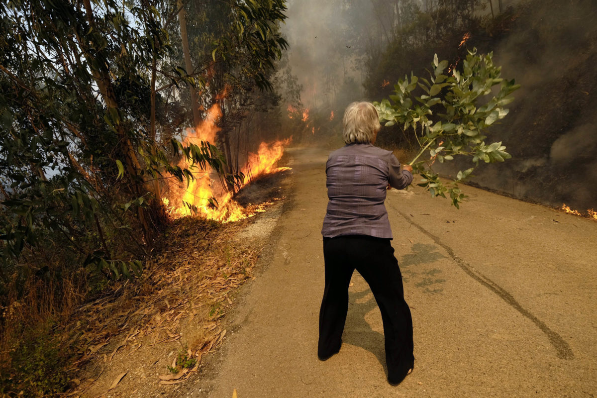 Portugal, Spain try to stamp out wildfires after deadly week