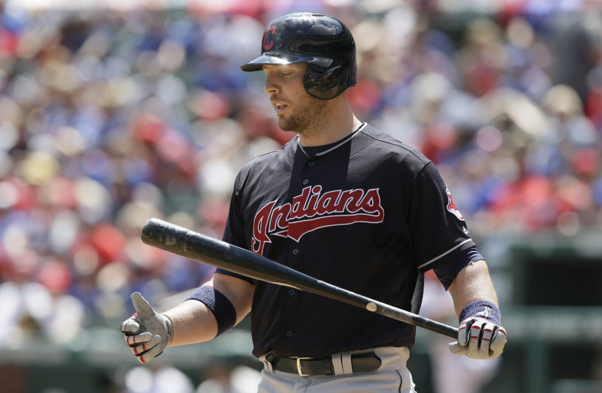 Rough week for Indians, drop series at Texas with 2-1 loss