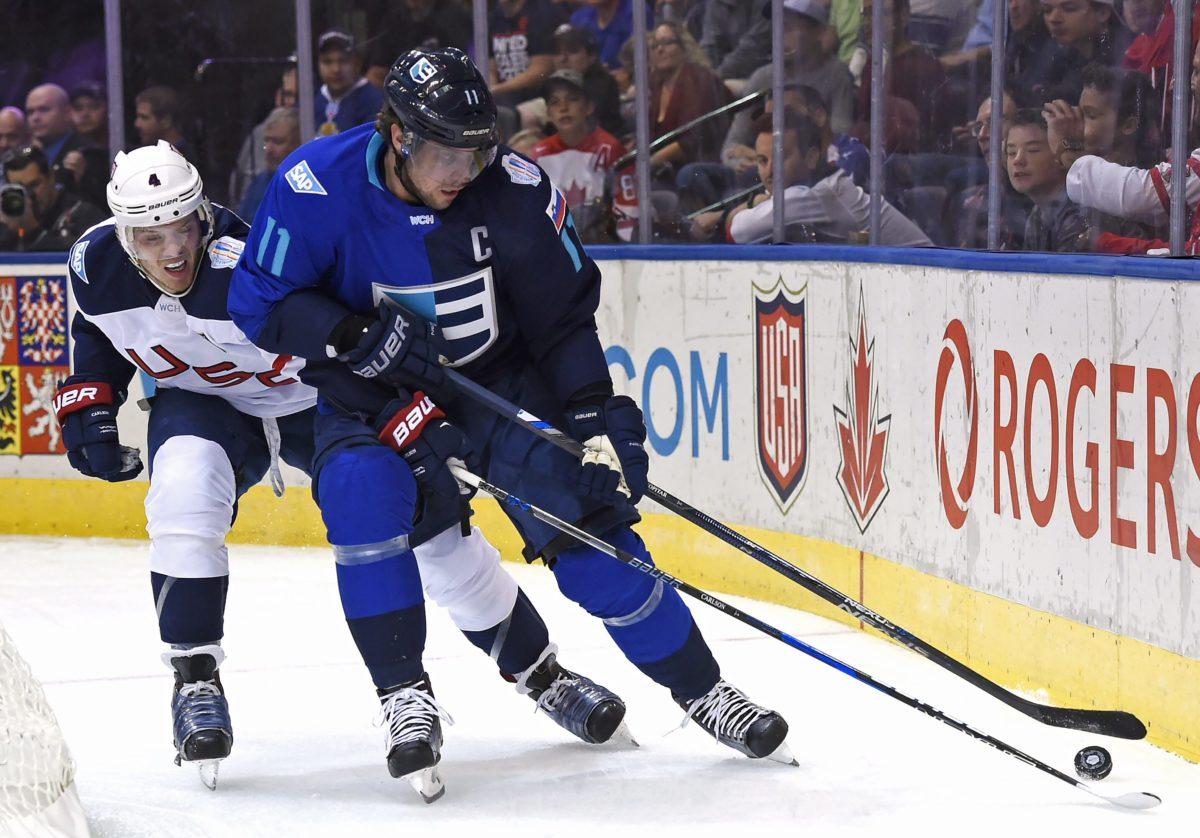 Team Europe believes beating US is just the beginning