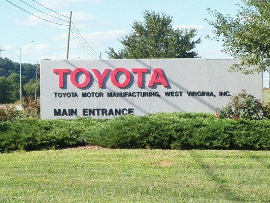 2 decades pass since Toyota groundbreaking in West Virginia