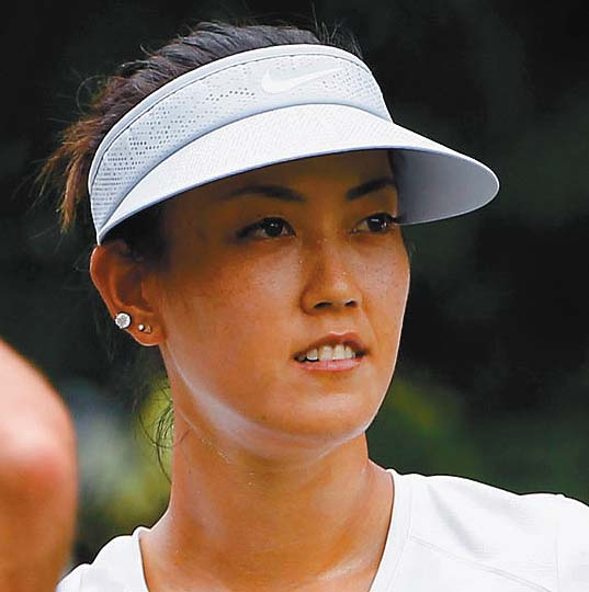 Wie finishes in tie for 27th; Feng wins title