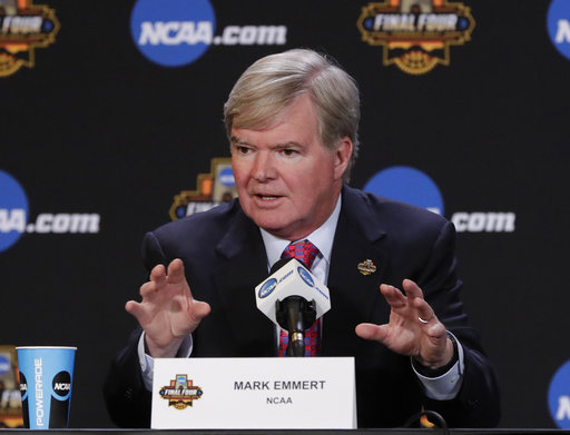 Emmert: NCAA will decide next week whether to return to NC