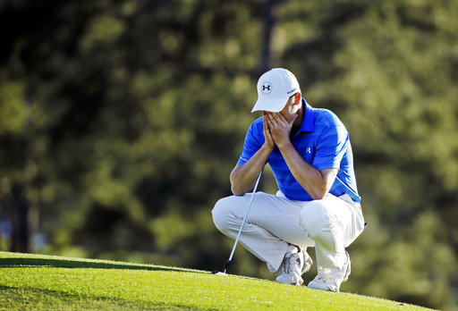 Spieth returns to a green jacket and a bad memory