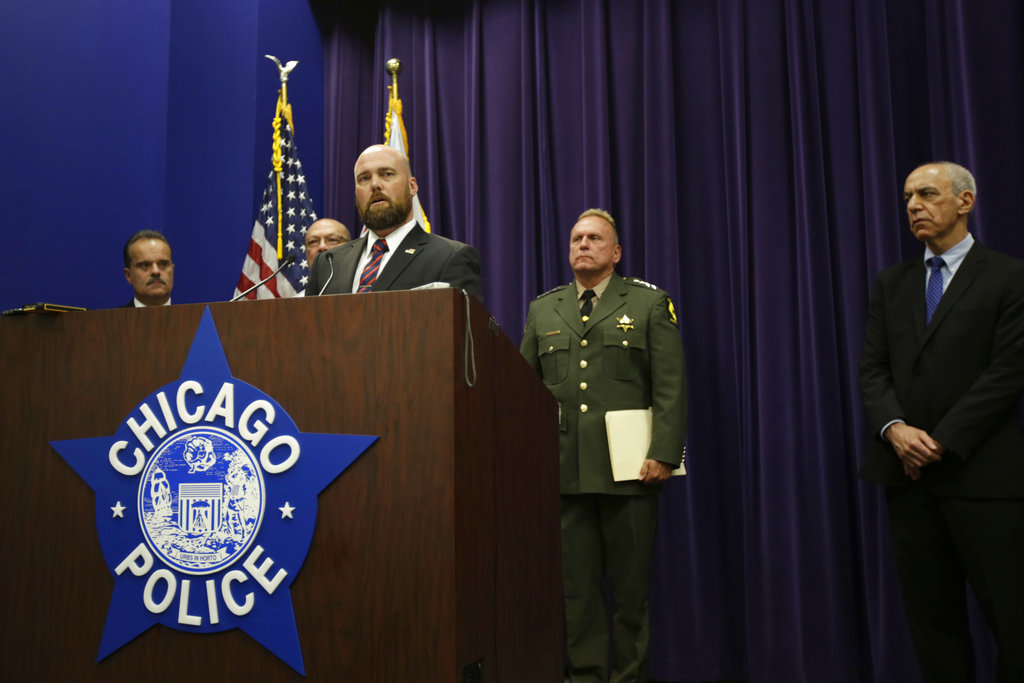 Chicago police, feds team up on new effort to curb violence