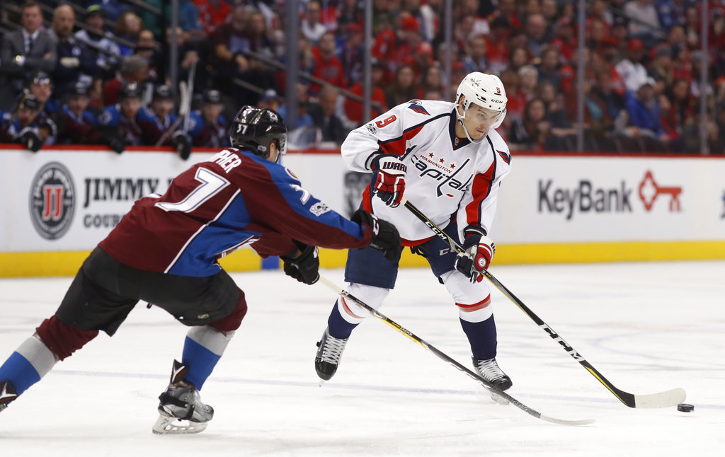 Capitals' Dmitry Orlov signs $30.6 million, 6-year deal