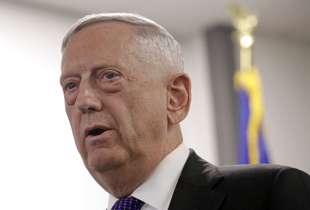 Mattis begins sending additional troops to Afghanistan
