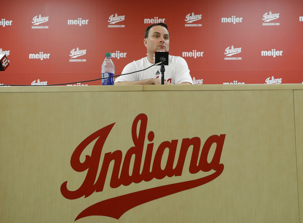 Hoosiers expectations remain same with new coach in town