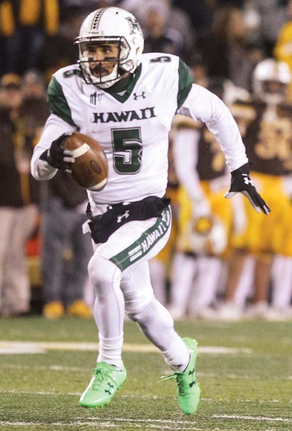 Rainbow Warriors, Rams have formidable offenses