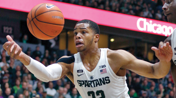 Michigan State Spartans men's basketball team stacked as head coach Tom Izzo eyes title run
