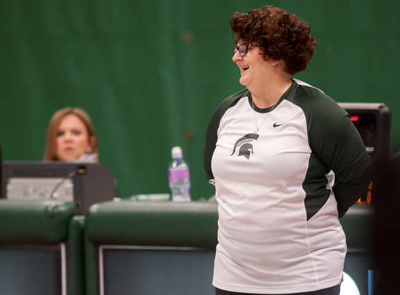 Ex-Michigan State University gymnastics coach Kathie Ann Klages charged in Larry Nassar sexual abuse case