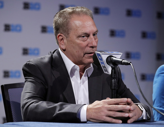Spartans men's basketball coach Tom Izzo claims never to be part of wide Michigan State University coverup