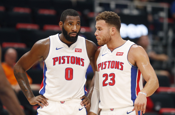 Detroit Pistons look for playoffs with new coach as season starts tonight