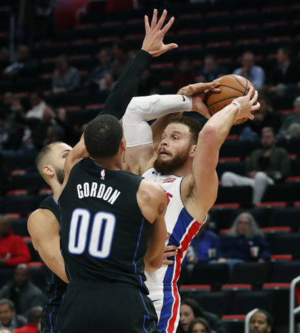 Andre Drummond nets 'Malone' triple-double in Detroit Pistons' 120-115 win over Orlando