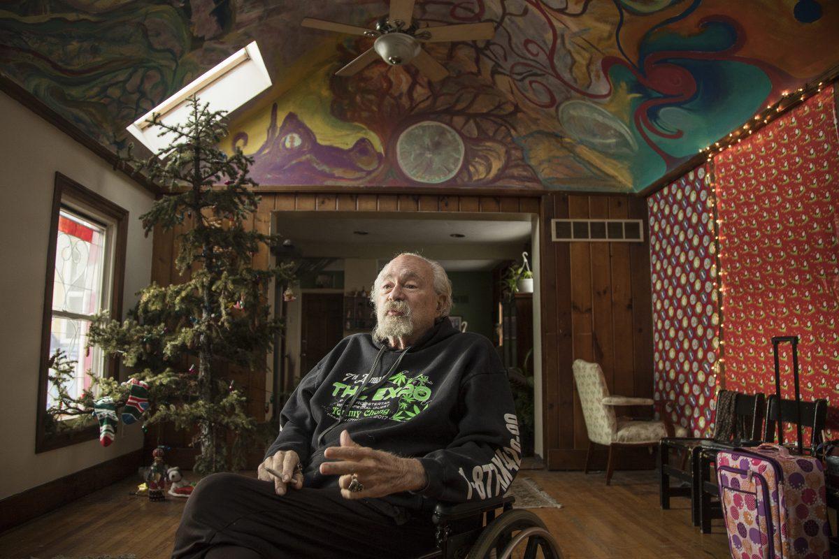 Marijuana advocate opens cafe in Detroit