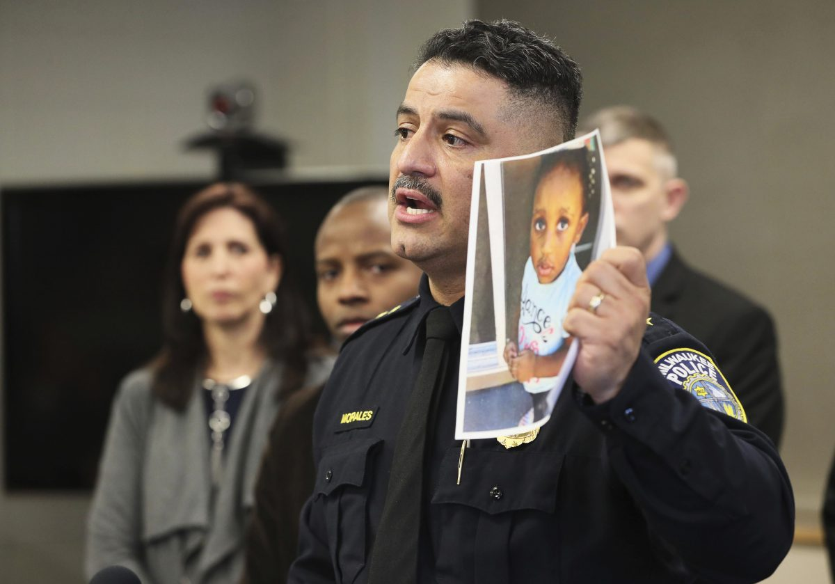 Police: Body in Minnesota appears to be missing 2-year-old