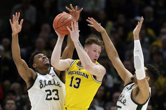 Top squads in NCAA Tournament men's basketball tough to beat