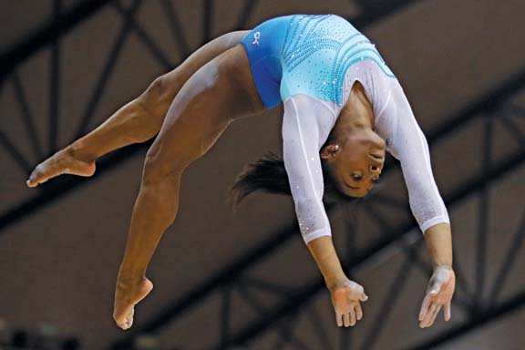 Gold medalist Simone Biles still upset with USA Gymnastics for not keeping gymnasts safe