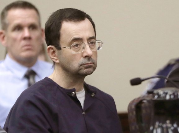 Michigan State Universityclaims immunity from Larry Nassar sexual assault liability claims