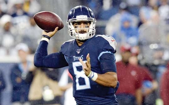 Mariota, Winston, Carr among QBs in prove-it years