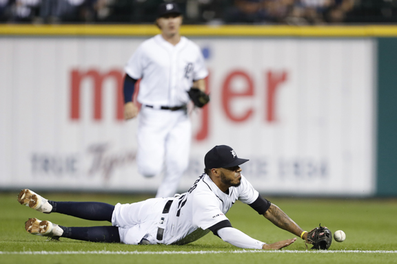 After win on Saturday, Detroit Tigers back to regular ways with loss No. 104 on Sunday