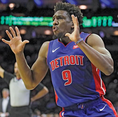 Detroit Pistons stuck in middle between rebuilding and contending