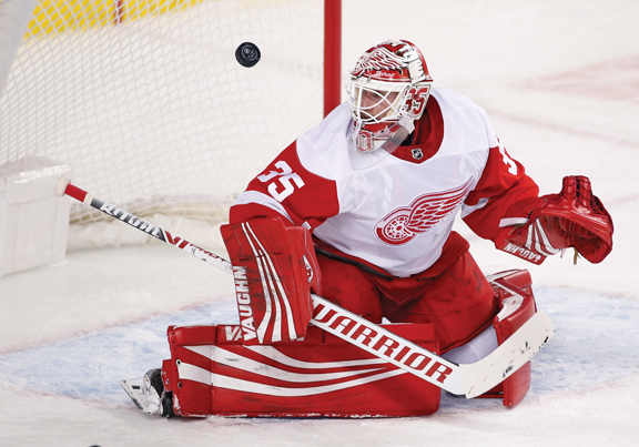 Detroit Red Wings lose 3rd straight, 5-1, at Calgary