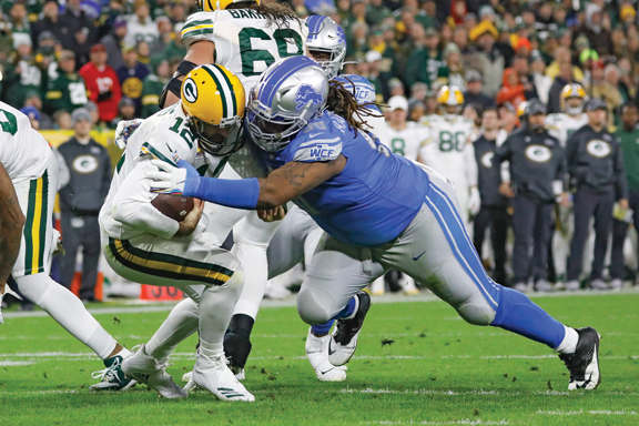 Detroit Lions use quick turnaround to get over difficult loss