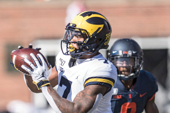 Michigan Wolverines, Penn State Nittany Lions play to stay in playoff hunt