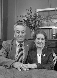 MR. AND MRS. JOSEPH  LISCIANDRO