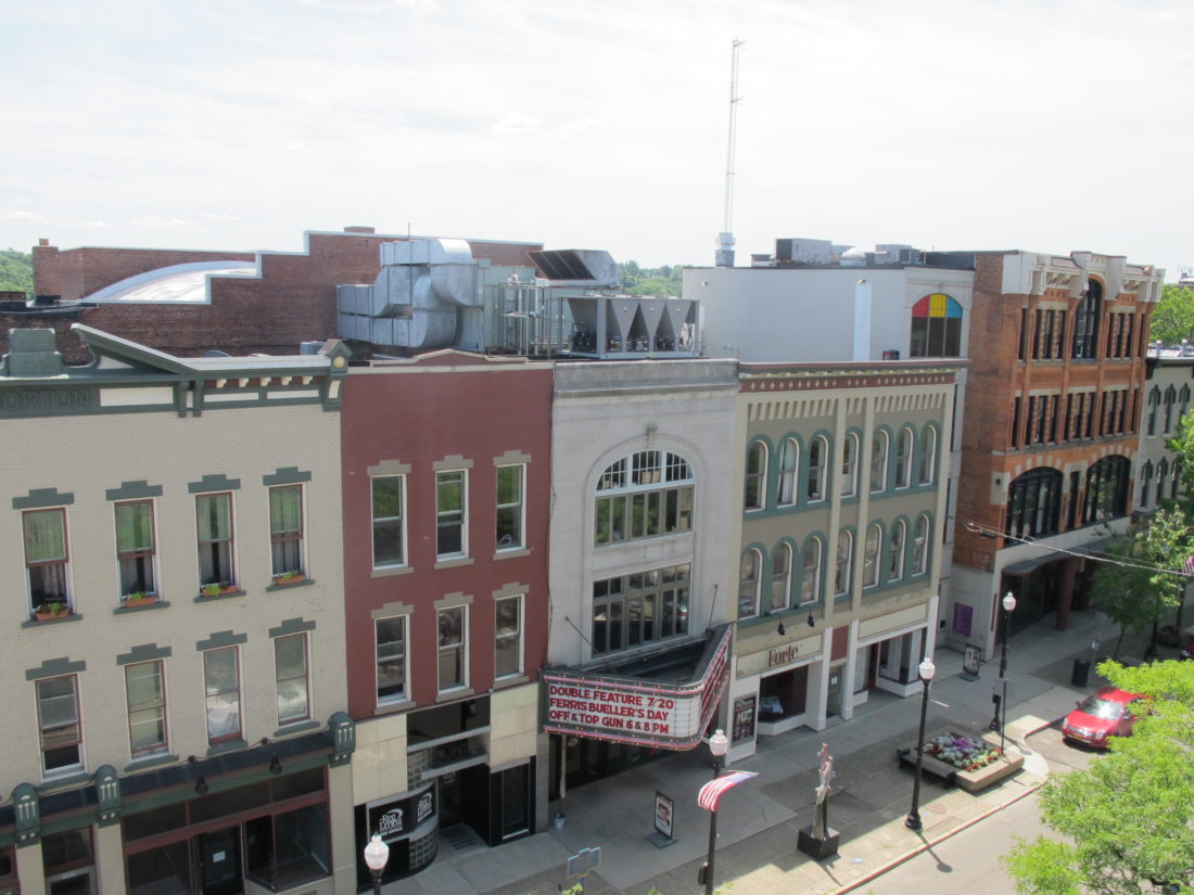The 100 block of East Third Street is where the Reg Lenna Center for Art complex is located. Center officials in conjunction with the Jamestown Renaissance ... & Downtown To Benefit From State Development Project Funding | News ...