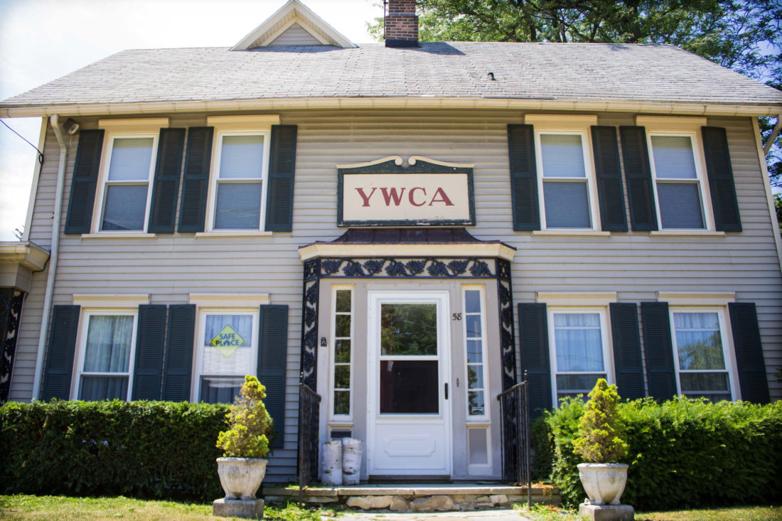 Program eliminations and reports of significant resignations have followed the Westfield YWCA.  P-J photo by Amanda Dedie
