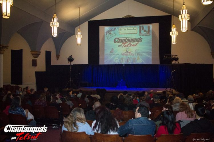 """The Spire Theater will host auditions for the eighth annual """"Chautauqua's Got Talent"""" competition Monday at 7 p.m. Submitted photo by Paul Schermerhorn"""